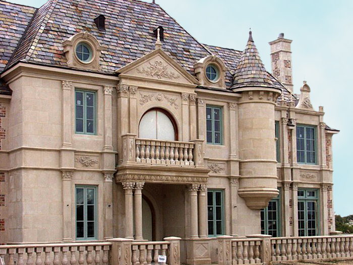 Cast Stone - Frisco Chateau
